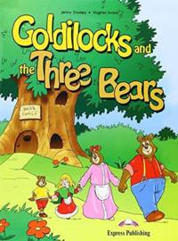 Goldilocks And The 3 Bears Set With Multi-rom Pal (audio Cd/dvd)