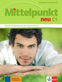 Mittelpunkt neu C1 Werkboek met Audio-CD