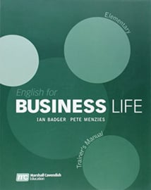 English For Business Life Elementary Teacher's Manual
