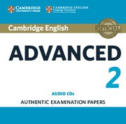 Cambridge English Advanced 2 Audio CDs (2)