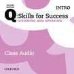Q: Skills For Success Intro Level Listening & Speaking Class Audio Cd (x2)