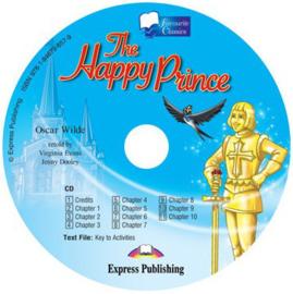 The Happy Prince Audio Cd