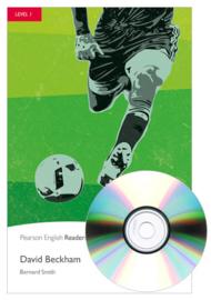 David Beckham Book & CD Pack