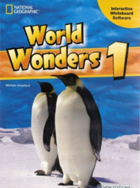 World Wonders 1 Interactive Whiteboard Software Cd-rom (1x)