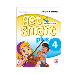 Get Smart Plus 4 Workbook British Edition