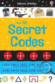 Over 50 secret codes