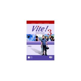 Vite! 3 Activity Book + Student's Audio CD