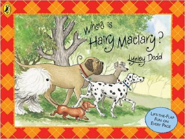 Where Is Hairy Maclary?