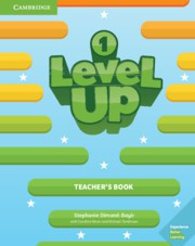 Level Up Level1 Teacher's Book
