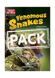 Venomous Snakes (daw) Teacher's Pack