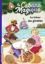 La Cabane Magique Tome 4 - Le trésor des pirates