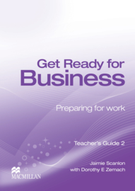 Get Ready for Business Level 2 Teacher's Book