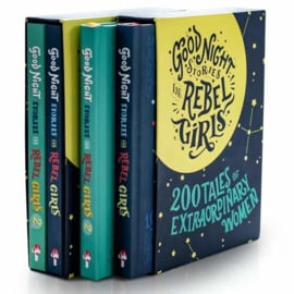 Good Night Stories for Rebel Girls: The Gift Set