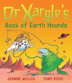 Dr Xargle's Book Of Earth Hounds (Jeanne Willis) Paperback / softback