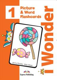 I-wonder 1 Picture & Word Flashcards (international)