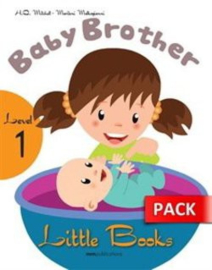 Baby Brothers Students Book With Cd Rom