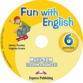Fun With English 6 Primary Multi Cd-rom (international)