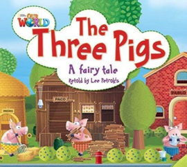Our World 2 The Three Pigs Reader