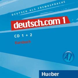 deutsch.com 1 2 Audio-CDs bij het Studentenboek