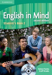 English in Mind Second edition Level2 Student's Book with DVD-ROM