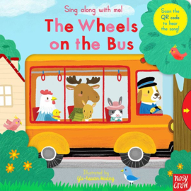 Sing Along With Me! The Wheels on the Bus (Board Book – Reissue)