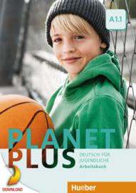 Planet Plus A1.1 – Interactief Digitaal Werkboek