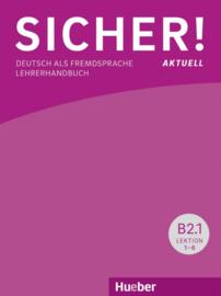 Sicher! aktuell B2 Pakket Lerarenboek B2/1 en B2/2