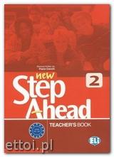 New Step Ahead 2 Teacher's Guide + Class Audio Cd