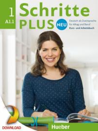 Schritte plus Neu 1 Interactief Digitaal Studentenboek en Werkboek