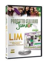 Progetto italiano Junior 3 software per la lavagna interattiva (Interactive Whiteboard)