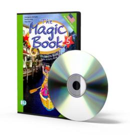 The Magic Book 5 Class Digital Book - Dvd