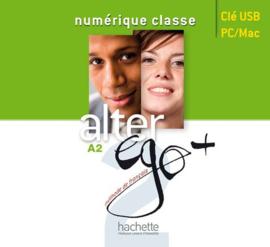 Alter ego + 2 A2 numérique classe