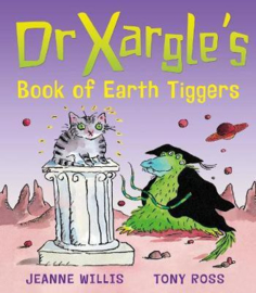 Dr Xargle's Book Of Earth Tiggers (Jeanne Willis) Paperback / softback