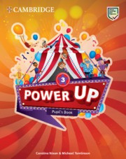 Power Up Level3 Pupil's Book