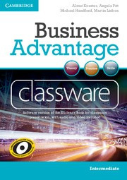 Business Advantage Intermediate Presentation Plus DVD-ROM