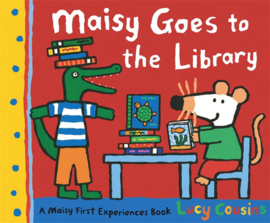 Maisy Goes To The Library (Lucy Cousins)