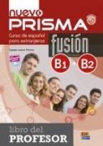 nuevo Prisma Fusión B1+B2 - Libro del profesor