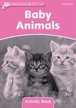 Dolphin Readers Starter Level Baby Animals Activity Book
