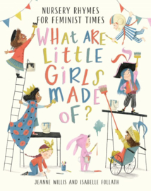 What are Little Girls Made Of? (Picture Book)