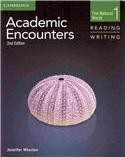 Academic Encounters Level 1 Student's Book Reading and Writing : The Natural World