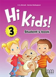Hi Kids 3 S.b. (inc.cd) British Edition