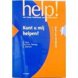 Help! 1 Kunt u mij helpen? Boek voor de docent