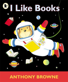 I Like Books (Anthony Browne)