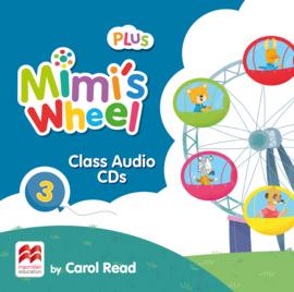 Mimi's Wheel Level 3 Audio CD Plus