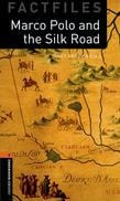 Oxford Bookworms Library Factfiles Level 2: Marco Polo And The Silk Road Audio Pack