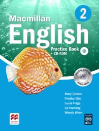 Macmillan English Level 2 Practice Book & CD-ROM Pack