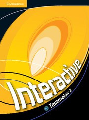 Interactive Level2 Testmaker CD-ROM and Audio CD