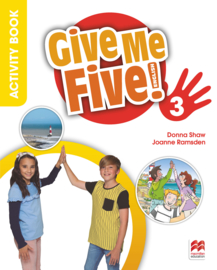 Give Me Five! Level 3 Activity Book