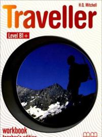 Traveller Level B1+ Workbook Teacher's Edition
