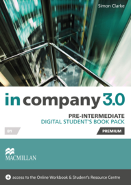 In Company 3.0 Pre-intermediate Level Digital Student's Book Pack Premium